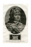 King Richard I, the Lionheart Giclee Print by J Chapman