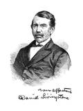 David Livingstone Giclee Print by Henry Phillips