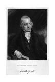 Sir Walter Scott Giclee Print by J Graham