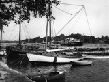 Lymington Harbour Photographic Print by J. Chettlburgh