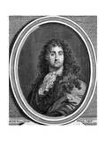 Charles Simonneau Giclee Print by Hyacinthe Rigaud