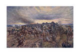 Battle of the Marne Giclee Print by John Charlton