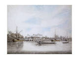 Lady Teignmouth and Her Party Premium Giclee Print by Hubert Cornish