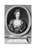Duchesse Montpensier Giclee Print by Hyacinthe Rigaud