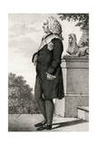 Philip Dormer Stanhope, 4th Earl of Chesterfield Giclee Print by I Rados