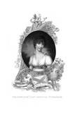 Gertrude Fitzpatrick 2 Giclee Print by John Hoppner