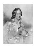 Kate Sneyd Giclee Print by John Hayter
