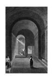 Pompeii Frigidarium Giclee Print by J.b. Allen
