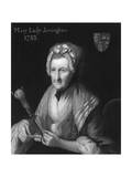 Mary Lady Jerningham Giclee Print by John Opie
