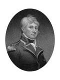 Samuel Brooking, Naval Giclee Print by James Northcote