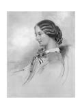 Emily Mary King Giclee Print by John Hayter