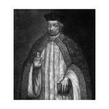 Robert de Eglesfield, English Clergyman Giclee Print by J. Faber