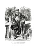 We Forster, Punch 1882 Giclee Print by John Tenniel