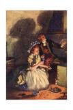 Treasure Isle, the Chest Giclee Print by John Cameron