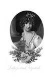 Gertrude Fitzpatrick Giclee Print by John Hoppner