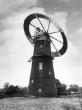 Haverhill Windmill Photographic Print by J. Chettlburgh