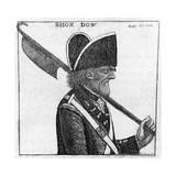 John Dhu Giclee Print by John Kay