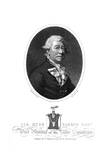 Sir Hyde Parker Giclee Print by James Northcote
