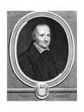 Pierre Gassendi, J Lubin Giclee Print by Jacques Lubin