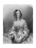 Lady Amelia Blackwood Giclee Print by John Hayter