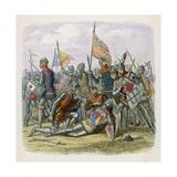 Hotspur Death 1403 Giclee Print by James Doyle