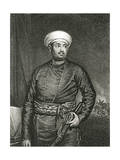 Abu Thaleb Khan Giclee Print by James Northcote