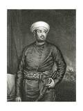 Abu Thaleb Khan Premium Giclee Print by James Northcote
