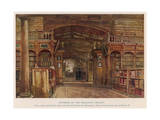 Bodleian Library 1903 Giclee Print by John Fulleylove