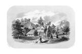 Nath Hawthorne, Old Manse Giclee Print by JD Duthie