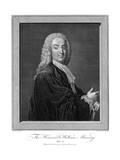 First Earl Mansfield Giclée-Druck von Jean Baptiste Van Loo