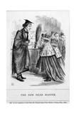 Disraeli, Headmaster Giclee Print by John Tenniel
