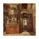 Bodleian Library Oxford Giclee Print by John Fulleylove