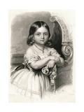 Augusta Ada Byron Giclee Print by John Lucas