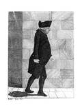 Alexander Monro Giclee Print by John Kay