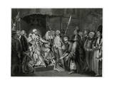 George III, Turkish Chief Giclee Print by J. Rogers