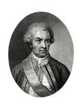 Comte de Grasse Giclee Print by J. Chapman