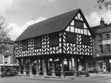 Ledbury Market Hall Photographic Print by J. Chettlburgh