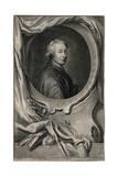 John Dryden Giclee Print by J. Houbraken