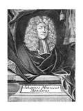 Johann Heinrich Boecler Giclee Print by Johann Gottfried Krugner