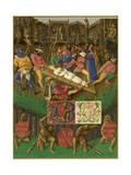 Apollonia (Fouquet) Premium Giclee Print by Jean Fouquet