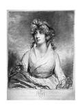 Charlotte Lady Feversham Giclee Print by John Hoppner