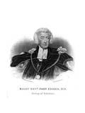 John Fisher, Bishop Premium Giclee Print by James Northcote