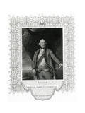 Charles Lord Cornwallis Giclee Print by John Singleton Copley