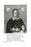 Samuel Clarke (D 1683) Giclee Print by John Dunstall