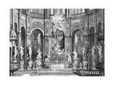 Paris, France - Notre-Dame Giclee Print by Jean Baptiste Scotin