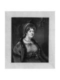 Ann Eliza Ds Buckingham Giclee Print by John Hoppner