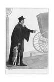 Joseph Boruwlaski Giclee Print by John Kay