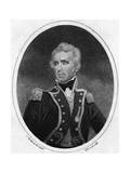 Sir Charles Brisbane Giclee Print by James Northcote