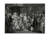 George III, Turkish Chief Premium Giclee Print by J. Rogers