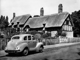 Ann Hathaway's Cottage Photographic Print by J. Chettlburgh